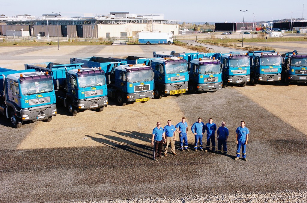 Camions hommes STAL 2006